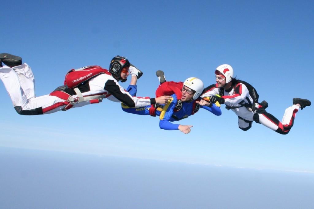 Formation au parachutisme : quelques conseils