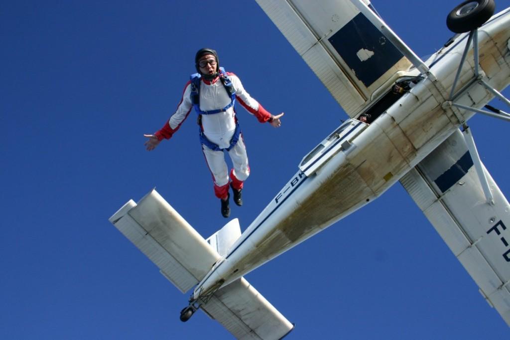 Sauter en parachute à 22€, c'est possible