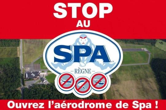 Stop au Spa Regne