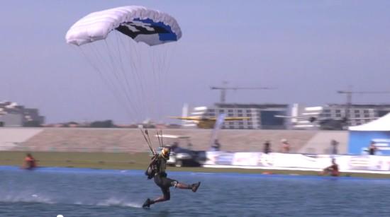 Canopy Piloting ou Swoop : vidéo explicative