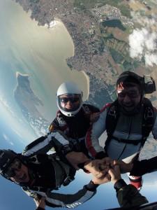 Stage de parachutisme à Royan – juillet 2015