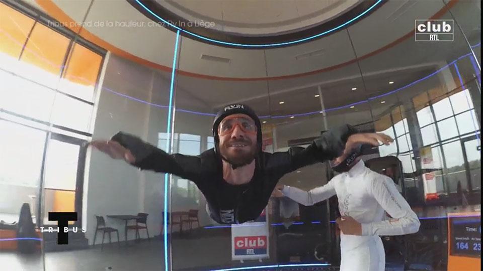 Reportage Télé : Tribus à FlyIn Liège