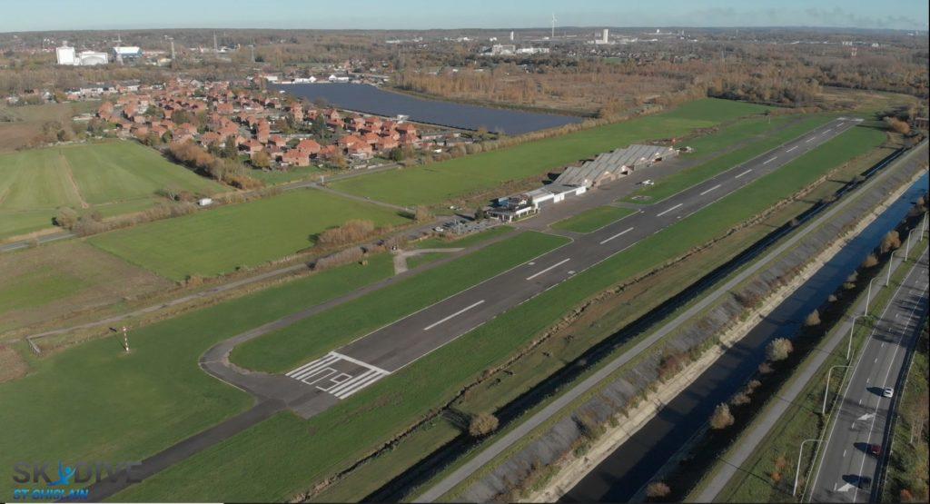 Aerodrome de Saint-Ghislain